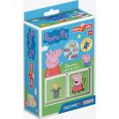 GEOMAG Magicube Magnetické kocky Peppa Pig Objavuj a priraď, 2 kocky