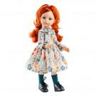 Paola Reina Las Amigas bábika Cristi multikĺbová, 32cm