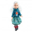 Paola Reina Las Amigas bábika Cecile multikĺbová, 32cm