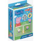 GEOMAG Magicube Magnetické kocky Peppa Pig Deň s Peppou, 2 kocky
