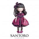 Santoro London Gorjuss bábika Ladybird, 32cm