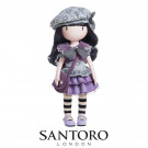 Santoro London Gorjuss bábika Little Violet, 32cm