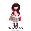 Santoro London Gorjuss bábika Little Red Riding Hood, 32cm