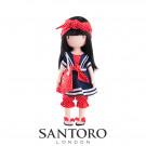 Santoro London Gorjuss bábika Little Fishes, 32cm