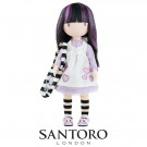 Santoro London Gorjuss bábika Tall Tails, 32cm