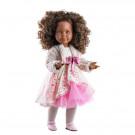 Paola Reina Las Reinas Multikĺbová bábika černoška Sharif 2020, 60cm