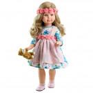 Paola Reina Las Reinas Multikĺbová bábika Alma, 60cm
