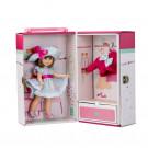 Berjuan Irene bábika, 22cm v kufríku v letných šatočkách