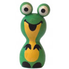 DETOA Drevená magnetka Žabka rozprávková
