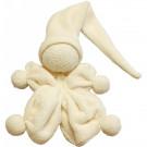 Keptin-Jr Uzlík-mazlík Malý Cozy prírodný, 17cm