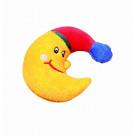 Noe Plyšová dojčenská hračka s hrkálkou mesiačik