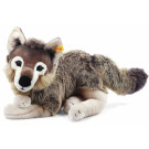 Steiff Plyšový vlk Snorry ležiaci, 40cm