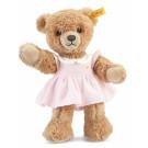 Steiff Plyšový medvedík na dobrú noc, 25cm ružové pyžamko