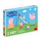 Dino Spoločenská hra Poď sa hrať Peppa Pig