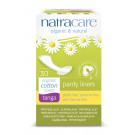 Natracare Bio bavlnené slipové vložky Tanga, 30ks