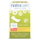 Natracare Bio bavlnené slipové vložky Curved, 30ks