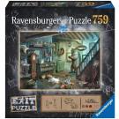 Ravensburger Exit Puzzle Strašidelná pivnica 759