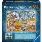 Ravensburger Exit Puzzle KIDS Zábavný park 368