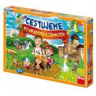 Dino Spoločenská hra Cestujeme po hradoch a zámkoch