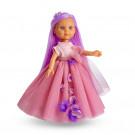 Berjuan Eva Fantasia Kvetinková kráľovná bábika, 35cm