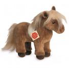 Teddy Hermann Plyšový kôň Shetlandský poník, 25cm