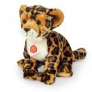 Teddy Hermann Plyšový leopard mláďa, 27cm
