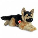 Teddy Hermann Plyšový psík vlčiak ležiaci, 60cm