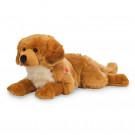 Teddy Hermann Plyšový psík zlatý retríver, 60cm jantár