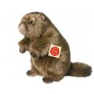 Teddy Hermann Plyšový svišť, 20cm