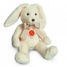 Teddy Hermann Plyšový zajko pre najmenších Loulou, 32cm