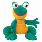 Noe Maňuška Plyšová žabka
