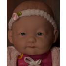 Guca Realistické bábätko Gordis 4, 25cm