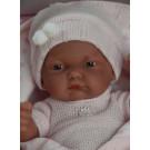 Antonio Juan Realistické bábätko Pitu Mantita, 26cm dievčatko