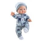 Paola Reina Realistické bábätko Gordis John, 34cm chlapček
