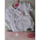Antonio Juan Oblečenie pre bábiku bodičko pre bábätko, 42cm