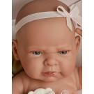 Antonio Juan Realistické bábätko Lea, 42cm dievčatko s oblečením
