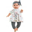 Paola Reina Zvuková bábika bábätko Sonia, 36cm koaly