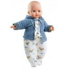 Paola Reina Zvuková bábika bábätko Alex, 36cm koaly
