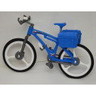 Paola Reina Las Amigas bicykel pre bábiky modrý
