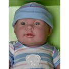 Berenguer Realistické bábätko chlapček Lucas, 46cm