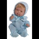 Berjuan Baby Smile Bábika chlapček, 30cm v pyžamku