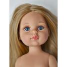 Paola Reina Las Amigas bábika Carla modré oči, 32cm bez oblečenia