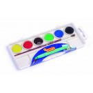 JOVI® Vodové farby Ø 22 mm, 6 farieb