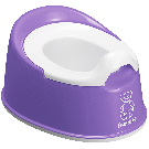 BabyBjörn nočník Smart Potty Purple fialový