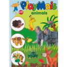 Playmais Kniha Zvieratká