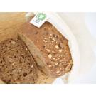 Bo Weevil Vrecko na chlieb z biobavlny, 38x30