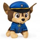 Spin Mater Labková patrola Paw Patrol Plyšový psík Chase, 10cm