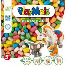 Playmais CLASSIC 3D Domáce zvieratká, 900ks