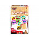 EDUCA Domino drevené Cars, 21ks