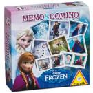Piatnik Pexeso & Domino Disney Frozen Ľadové kráľovstvo